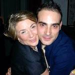 Adele Chiello Tusa e suo figlio Giuseppe per www.lavocedelmarinaio.com