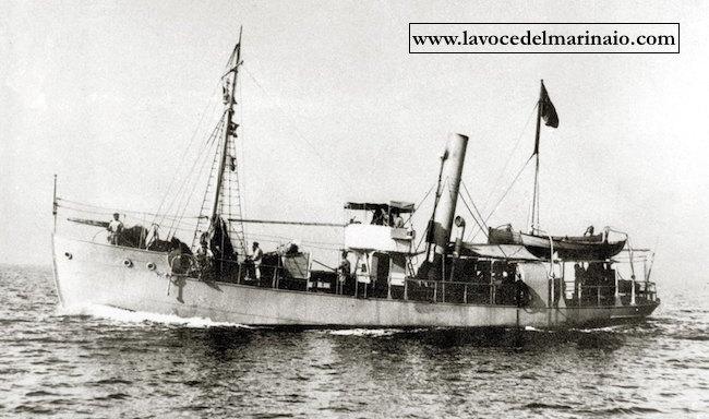 Regia nave Onda - www.lavocedelmarinaio.com