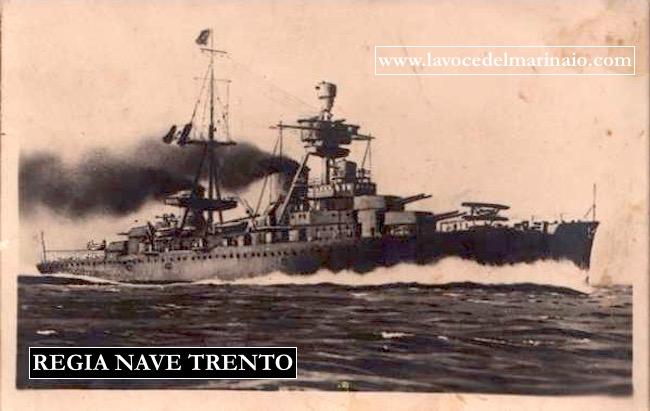 Regia nave Trento - www.lavocedelmarinaio.com