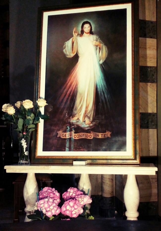 Santuario Santa Maria ad Rupes Caste Sant'Elia (VT) 30-4-2016 - www.lavocedelmarinaio.com