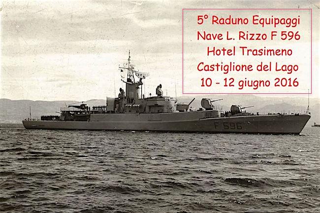 10-12.6.2016 5° raduno nave Rizzo 10-12.6.2016 a Castiglione  del Lago - www.lavocedelmarinaio.com