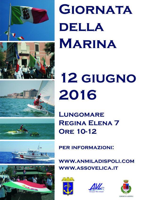 12.6.2016 a Ladispoli giornata della Marina - www.lavocedelmarinaio.com