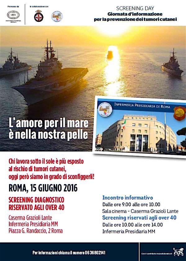 15.6.2016 a Roma Caserma Lante - www.lavocedelmarinaio.com