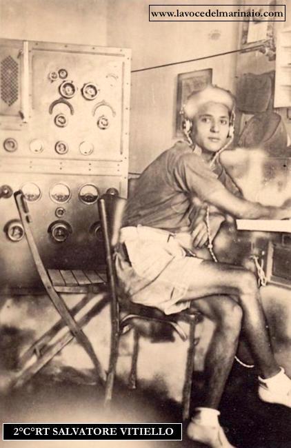 2° capo radiotelegrafista vitiello salvatore - www.lavocedelmarinaio.com