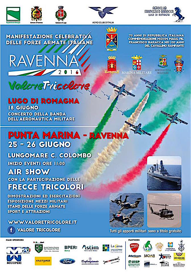 25-26.6.2016 a Punta Marina di Ravenna - www.lavocedelmarinaio.com