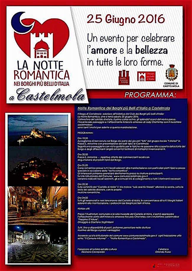 25.6.2016 a Castelmola - www.lavocedelmarinaio.com