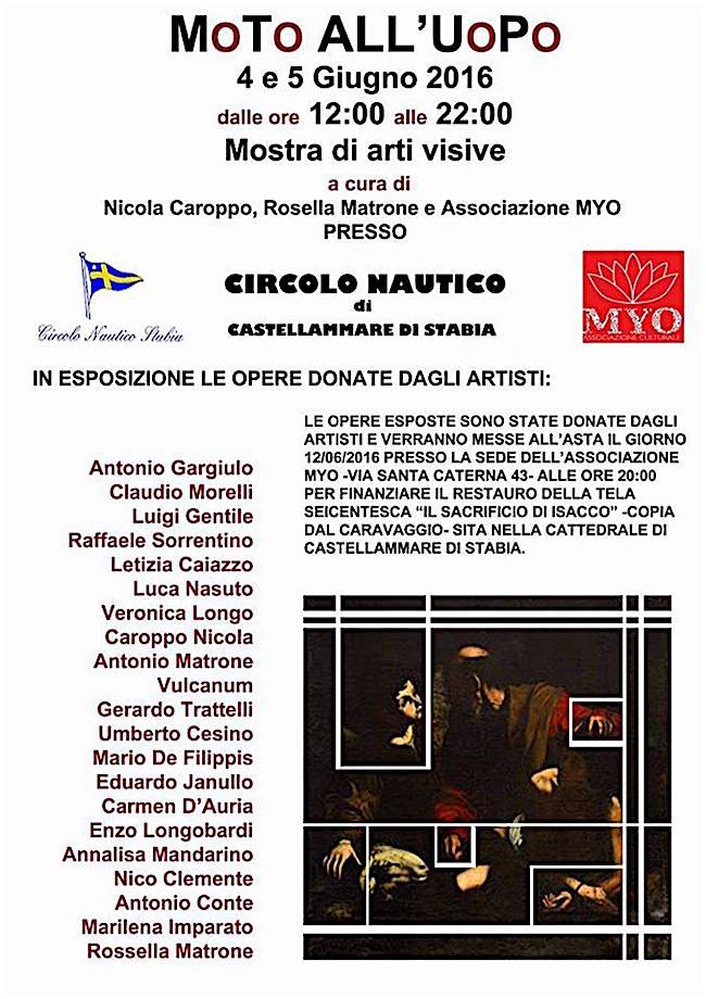 4-5.6.2016 a Castellammare di Stabia Moto all'uopo - ww.lavocedelmarinaio.com