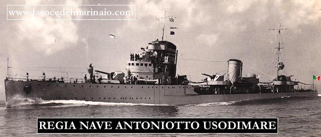 8.6.1942 Antoniotto Usodimare - www.lavocedelmarinaio.com
