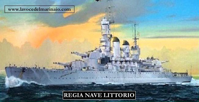 9.6.1937- regia nave LITTORIO - www.lavocedelmarinaio.com