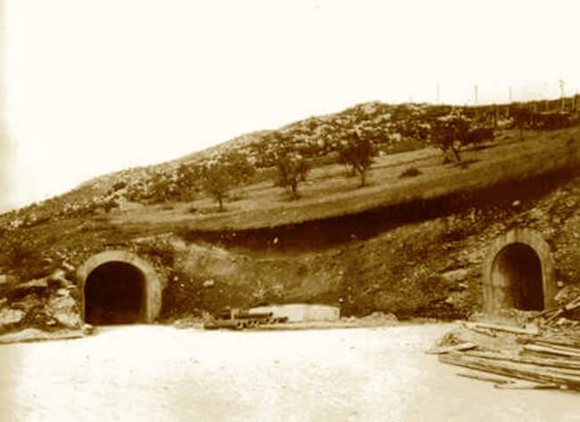 Bunker Soratte - www.lavocedelmarinaio.com