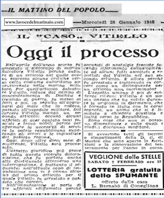 Il giornale del Popolo evidenzia il processo a Vitiello Salvatore - copia - www.lavocedelmarinaio.copm