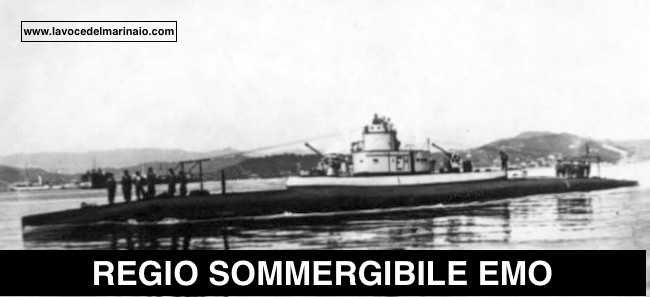 REGIO SOMMERGIBILE EMO - www.lavocedelmarinaio.com