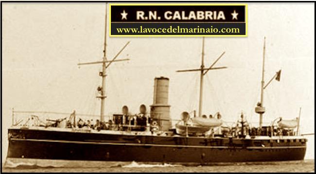 Regia nave Calabria - www.lavocedelmarinaio.com