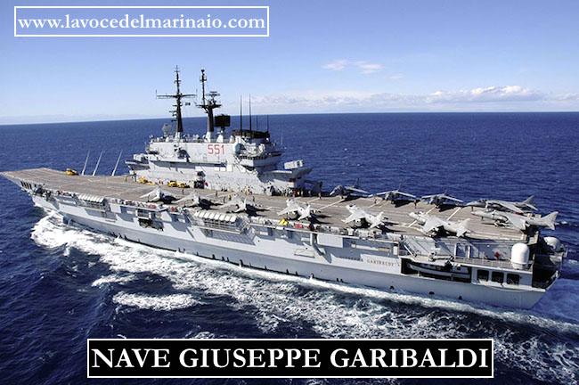 nave giuseppe garibaldi - www.lavocedelmarinaio.com