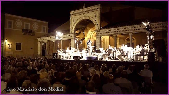17.7.2016 Banda della Marina Militare (17.7.2016 Civita Castellana) f.p.g.c. Maurizio don Medici
