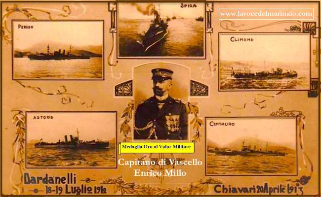 18-19.7. 1912 Il capitano Enrico Millo - www.lavocedelmarinaio.com