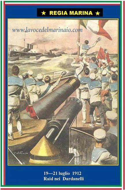 19-21 luglio 1912 raid nei Dardanelli - www.lavocedelmarinaio.com copia