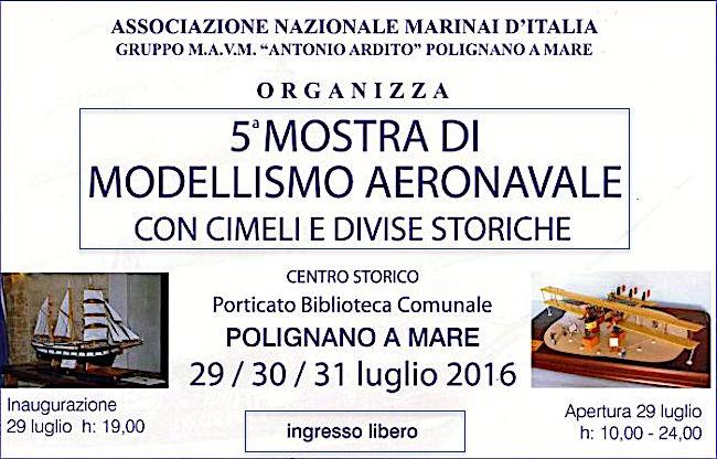 29-31.7.2016 a Polignano a Mare - www.lavocedelmarinaio.com