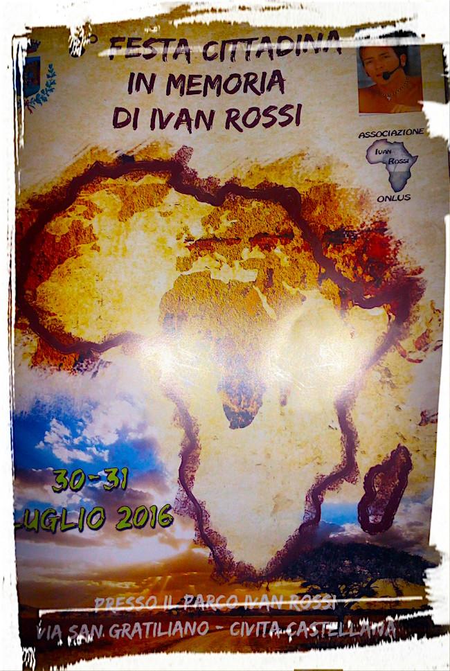 30-31.7.2016 a Civita Castellanana (VT) festa in memoria di Ivan Rossi - www.lavocedelmarinaio.com