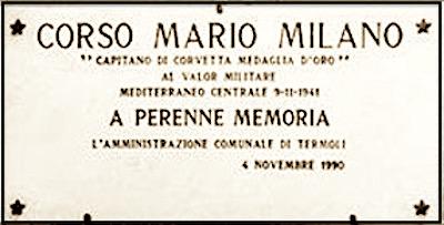 Corso Mario Milano - www.lavocedelmarinaio.com