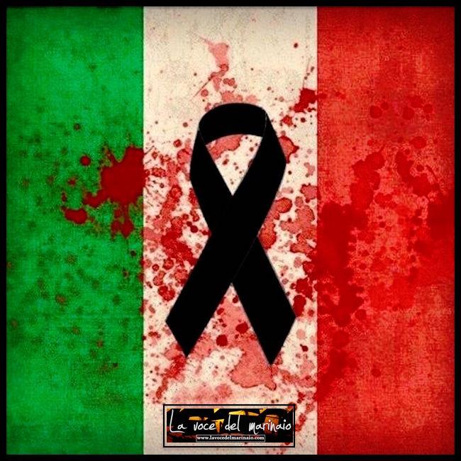 Lutto per strage  - www.lavocedelmarinaio.com copia