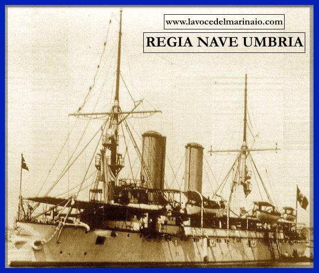 Regia nave Umbria - www.lavocedelmarinaio.com