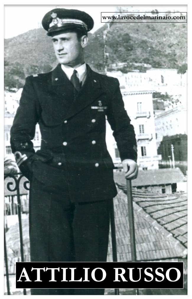 Sottotenente di Vascello Attilio Russo - www.lavocedelmarinaio.com
