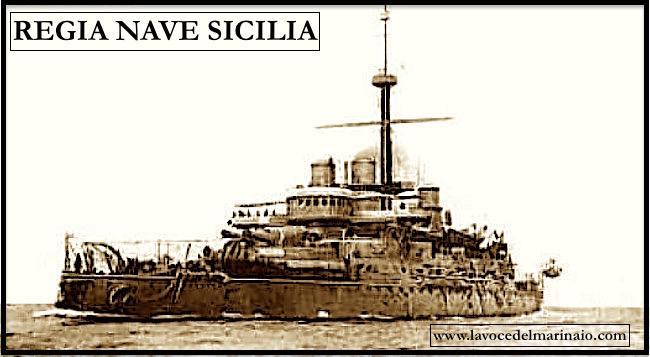 regia nave Sicilia in Navigazione - www.lavocedlmarinaio.com