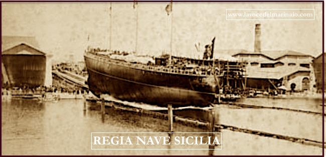 regia nave Sicilia - www.lavocedelmarinaio.com