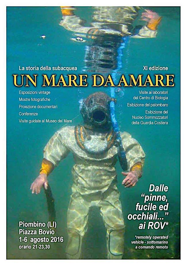 1-6.8.2016 a Piombino Un mare da amare - www.lavocedelmarinaio.com