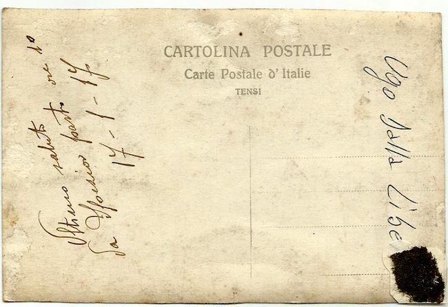 17.1.1917 Ugo della libera deceduto su smg. w4 www.lavocedelmarinaio.com
