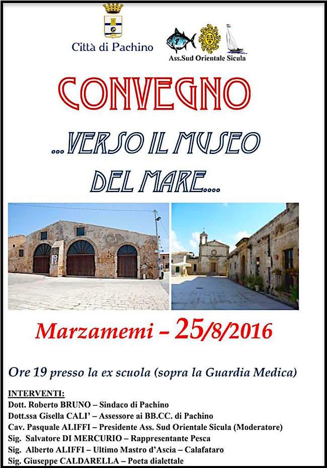 25.8.2016 a Pachino - www.lavocedelmarinaio.com