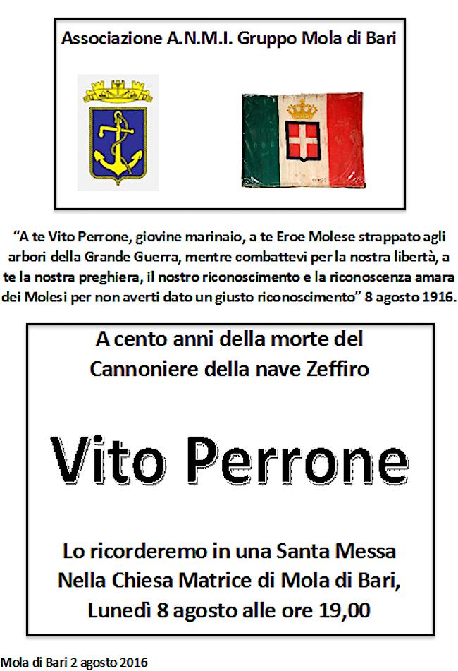 8.8.1916 Vito Perrone - www.lavocedelmarinaio.com