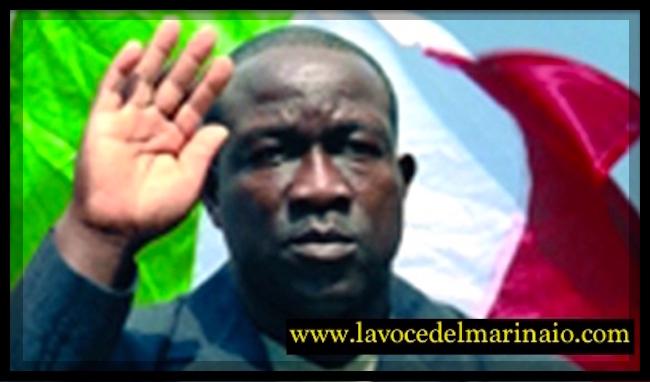 Cheikh Sarr - emigrante di poppa - www.lavocedelmarinaio.com