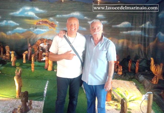 Ezio Vinciguerra e Novello Pastorelli - www.lavocedelmarinaio.com