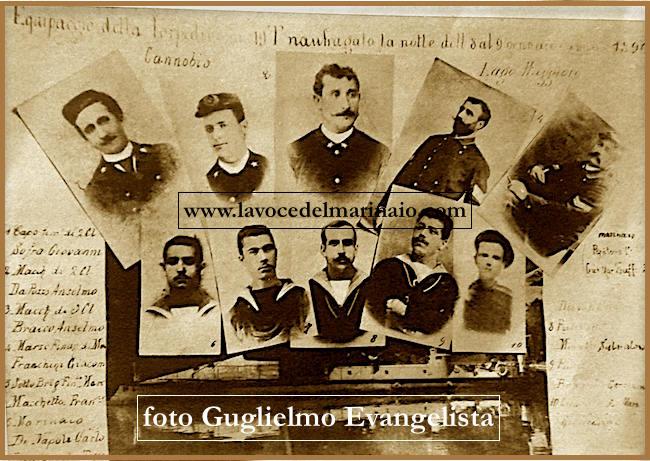 I Marinai del 19T - f.p.g.c. Guglielmo Evangelista a www.lavocedelmarinaio.com