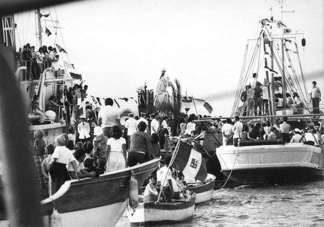 Madonna di Porto Salvo a Gaeta (1978)