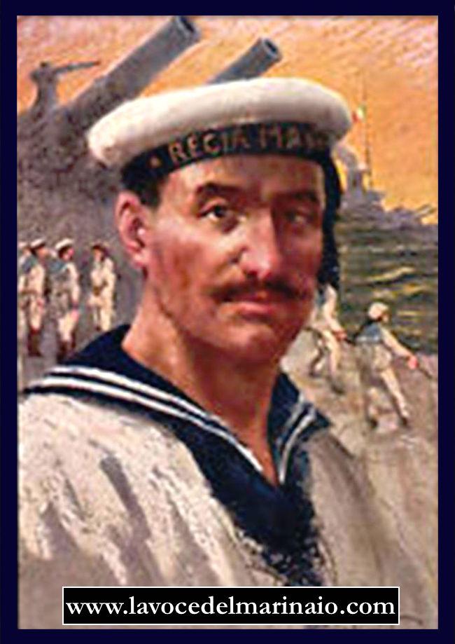 Marinaio della regia marina - www.lavocedelmarinaio.com