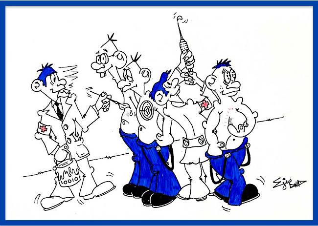 Visite mediche, la puntura anti-tutto (foto internet) - www.lavocedelmarinaio.com