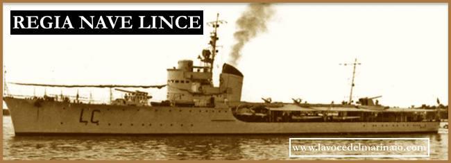 regia torpediniera lince 1939 - www.lavocedelmarinaio.com