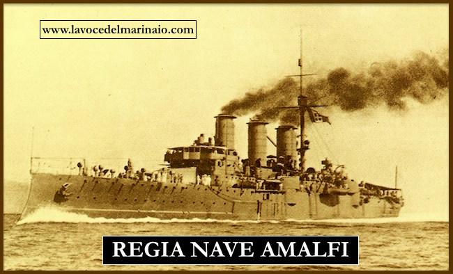 regio incrociatore Amalfi - www.lavocedelmarinaio.com