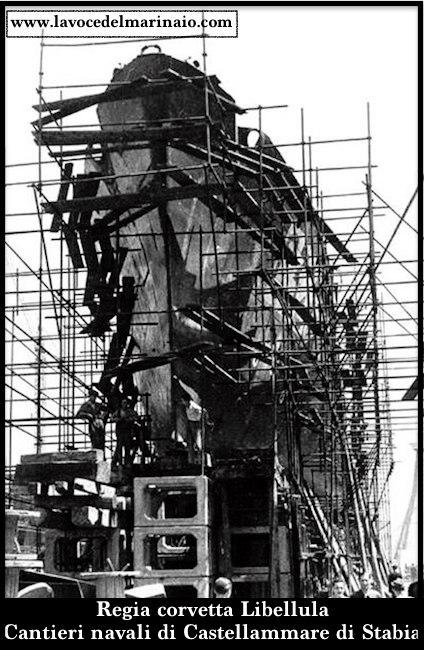 13-settembre-1943-corvetta-libellula-www-lavocedelmarinaio-com