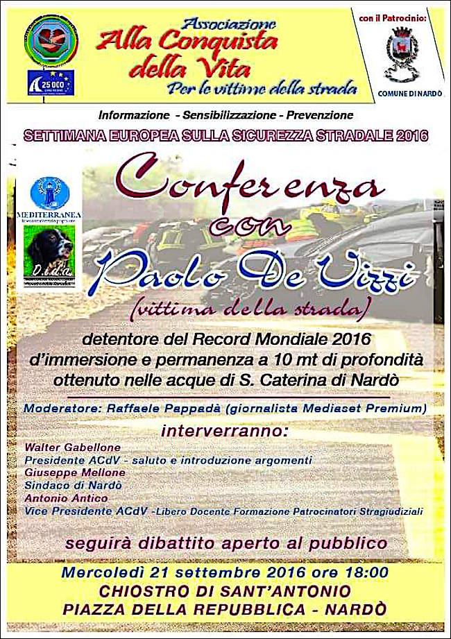 21-9-2016-a-nardo-conferenza-sulle-vittime-della-strada-con-poaolo-de-vizzi-www-lavocedelmarinaio-com