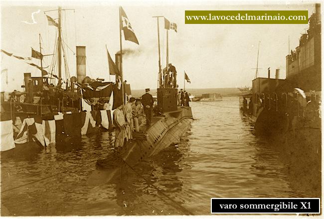 varo-sommergibile-x1