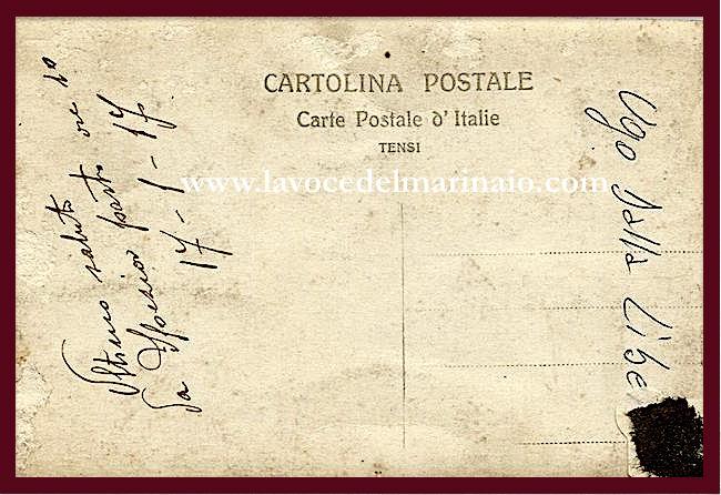 17.1.1917 Ugo dalla libera deceduto su smg. w4 www.lavocedelmarinaio.com