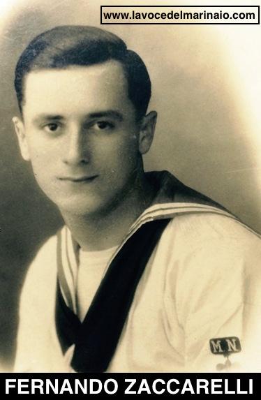 Fernando Zaccarelli motorista navale f.p.g.c. Giuseppe Zaccarelli a www.lavocedelmarinaio.com