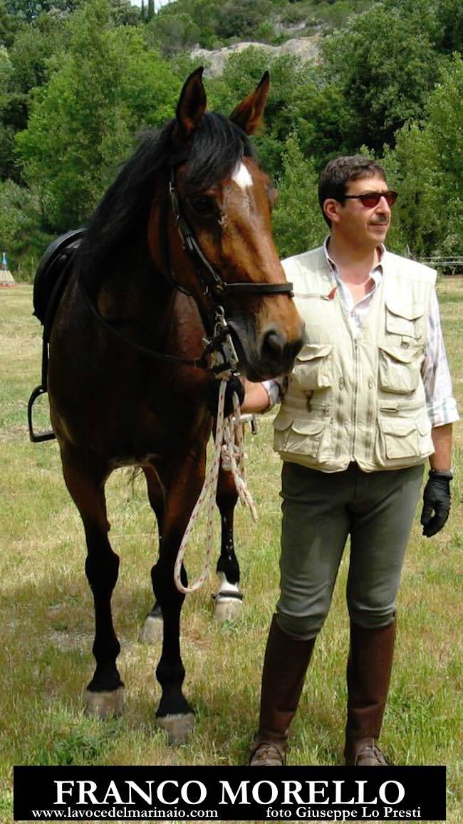 Franco Morello foto Giuseppe Lo Presti - www.lavocedelmarinaio.com