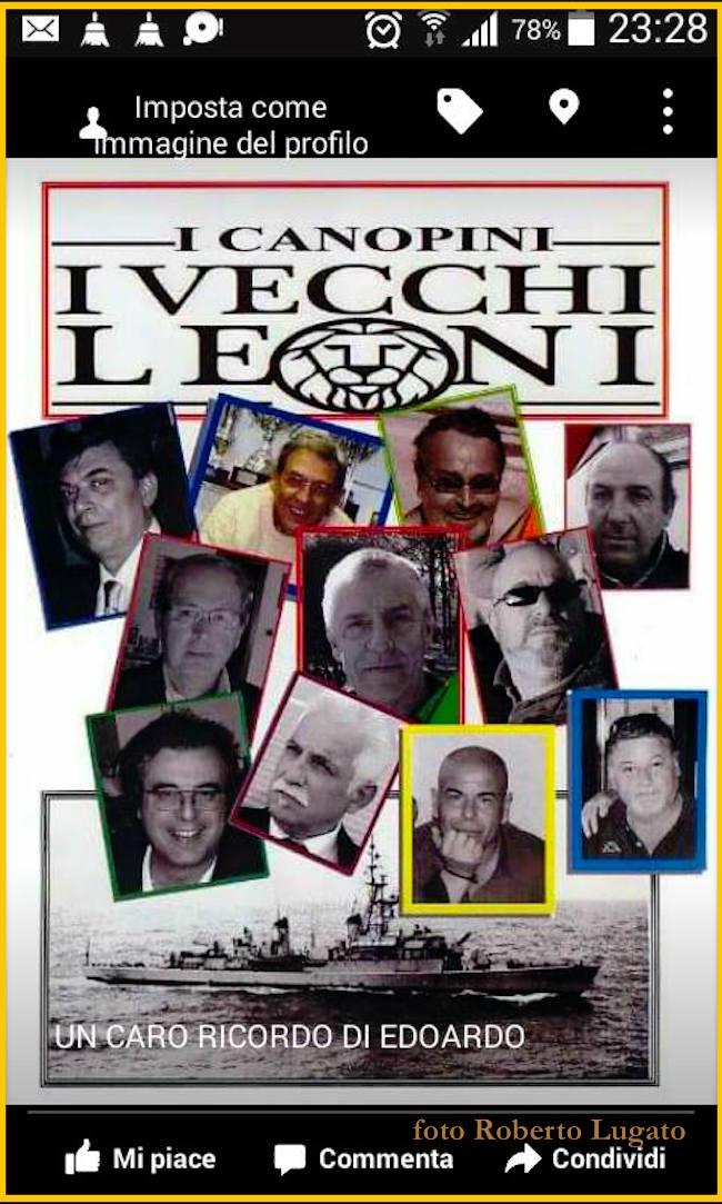 I canopini vecchi leoni foto roberto lugato per www.lavocedelmarinaio.com