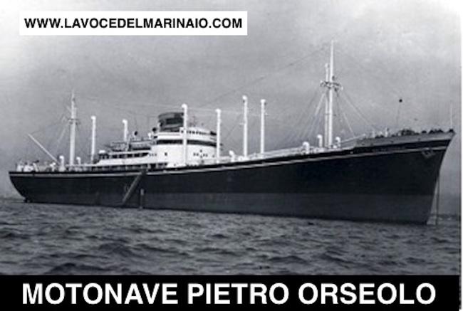 nave Pietro Orseolo - www.lavocedelmarinaio.com