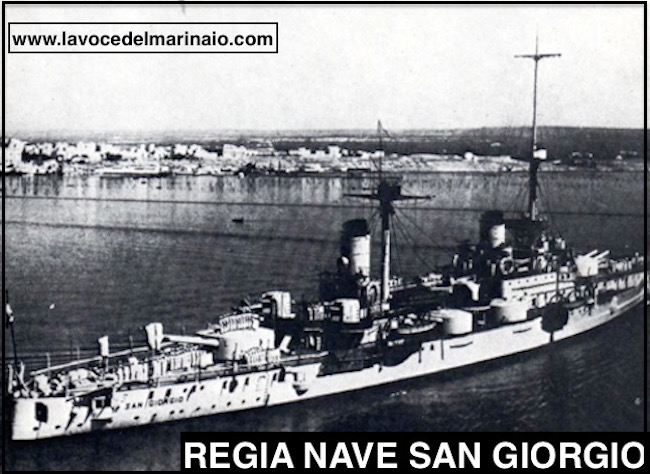 nave san giorgio (regia) - www.lavocedelmarinaio.com